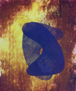 Cell Form II - Embossed Aquatint